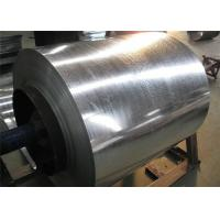 China DX51d Hot Dipped Galvanized Steel GI Coil for c8+12orrugated Roof Sheet on sale