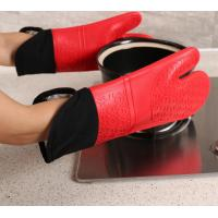 China Individual Long Sleeve Silicone Hand Gloves Full Protection Insulated on sale
