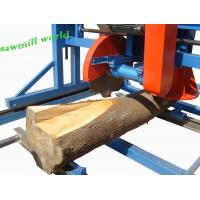 Wood Timber processing saw mill-DS2000 Large size Angle Circular Saw with Double Blades