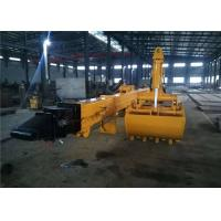 China Oem Double Shell Clamshell Grab Bucket For Material Handling 0.8-3 M3 Capacity on sale