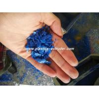 Quality PET Filament Yarn Making Machine By ALL Recycled PET Bottles Materials for sale