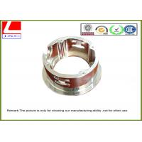 Quality Custom Stainless Steel Machining Sleeve , Precision Machined Products for sale