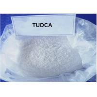 China 99% Purity Oral Tauroursodeoxycholic Acid Tudca Powder Steroid / 173-175°C Melting Point on sale