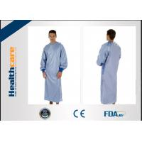 Quality Customized Disposable Surgical Gowns PP/SMS/SMMS Colorful Uniform With CE/ISO/FDA for sale