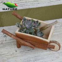 Quality Wooden Garden Pot for Outside for sale