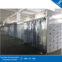 Quality Pharmaceutical Factory Clean Room Equipment Negative Pressure Weighing Room for sale