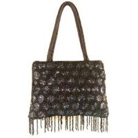 Quality Blace and white combination dream style clutch shoulder handbags for sale