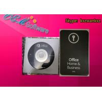 Online Active Microsoft Office Home And Business 2019 H & B Retail Key Card PKC DVD Box