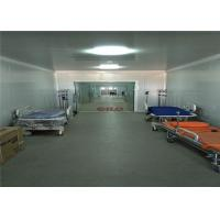 Quality Red Cross Container Hospital Two Storey Prefabricated Modular Building Units for sale