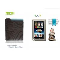 China Decorative Smart Tablet Mofi Protective Leather Nook Case Accessories With Laser Logo on sale