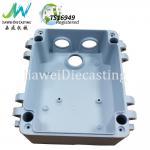 Quality Professional Custom Aluminium Pressure Die Casting Box Shot Blasting / CNC Machining Surface for sale