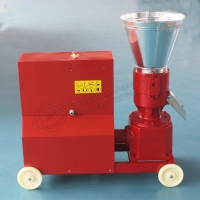Buy cheap Chicken feed processing machine fish feed extruding machine mill price from wholesalers