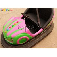 China 48V  Electric Bumper Cars  Flooring Grid Spinning Bumper Cars Front Wheel Transmission on sale