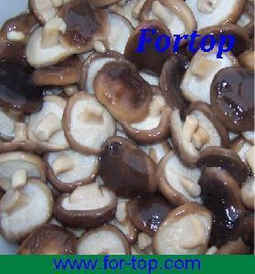 China Canned Shiitake Mushroom in Brine on sale