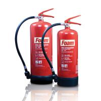 Quality Inner Painting  Safety Fire Extinguisher , 9L Foam Type Fire Extinguisher For School for sale
