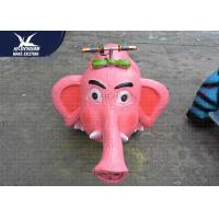 Buy Children Ride On Motorized Mall Animal Scooter Battery Operated  Pink CE RoHS NOA at wholesale prices