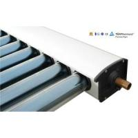 China Copper Heat Pipe Evacuated Solar Collector --Solar Keymark, SRCC, ISO, CE, SGS on sale