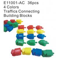 China Toy, Educational Blocks, Traffic Connecting Building Blocks (E11001-AC) on sale