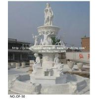 Quality Hand Carved Stone Fountain, Outdoor Garden Water Fountain (YKOF-50) for sale