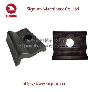 Nabla Rail Insulator for Railway Fastening