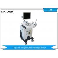 Quality B/W Trolley Ultrasound Machine Diagnostic System For General Abdomen Scanning for sale