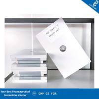 Quality Single Magnesium Clean Room Panels / Aluminum Honeycomb Panels Lightweight for sale