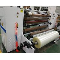 Quality BOPP TAPE SLITTING MACHINE MANUFACTURERS for sale