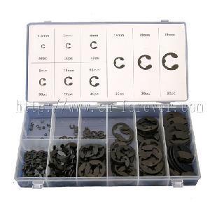 Quality 300pc E-Clip Assortment for sale