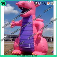 Quality Holiday Inflatable Cartoon, Inflatable Dragon,Inflatable Hippo,Inflatable Dinosaur for sale