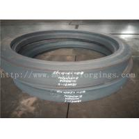 Quality AISI ASTM  DIN CK53 BS060A52 XC 48TS Carbon Steel Forgings Rings Forging 3.1 Certificate for sale