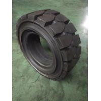 Quality 16X6-8 Solid Truck Tires Forklift Tyre Replacement High Wear Resistance for sale