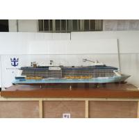 Long Life Ovation Of The Seas Model , Cruise Ship 3d Model With Powerful Propeller Device