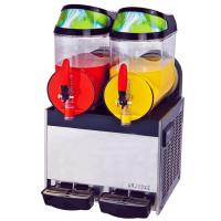 Quality Stainless Steel Slush Puppy Machine For Home Use With Aspera Compressor for sale