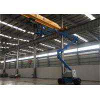 Quality Easy Installation Self Propelled Boom Lift Linear Type Simple Structure Non Pollution for sale