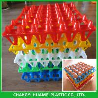 Quality Plastic egg carrier/holder/container/box/picnin egg tray for sale
