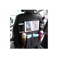 Quality Washable Passenger Seat Organizer Oxford Cloth Material Easy To Clean for sale