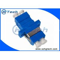 Singlemode Duplex LC apc Fiber Optic Adapter Telecom Type