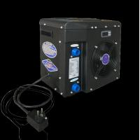 Quality Investor seeking Excellent CE air source water mini heat pump pool heater for sale