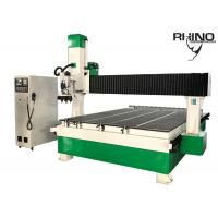 China Automatic Tool Changer ATC CNC Router Machines , 9KW HSD ATC Spindle CNC Router on sale