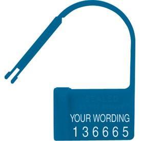 China XHZ-006 padlock security seal on sale