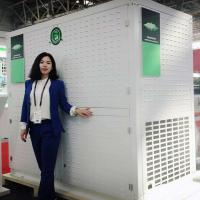China CO2 Transcritical Air-Cooled Condensing Unit on sale