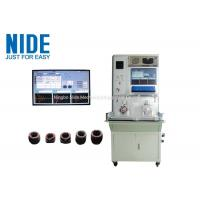 Quality Air Conditioner Motor Testing Equipment Computer Control With Double Stations for sale