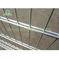 China Security Double Loop Ornamental Wire Fencing With φ 500 Razor Wire Top on sale