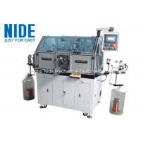 Quality Seat Adjustment Motor Armature Winding Machine Automatic Single Working Station for sale
