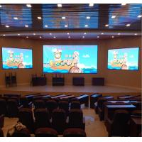 Quality Fixed Installation Indoor LED Video Wall 3mm Pixel Pitch SMD 2020 150° Viewing Angle for sale