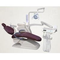 Quality Down mounted type Dental unit with double armrest for sale
