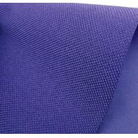 China Weather-resistant pvc coated outdoor polyester fabric on sale