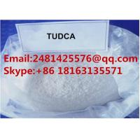 China Tudca Tauroursodeoxycholic Acid Weight Loss Steroids Powder CAS 14605-22-2 on sale