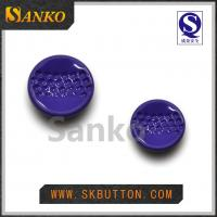 Quality 9mm colorful metal rivets for jeans button and garments in Guangzhou for sale