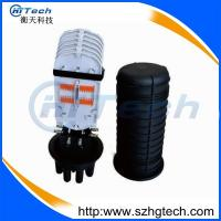 Quality 72Core Outdoor Dome type Fiber Optic Joint Closure for sale